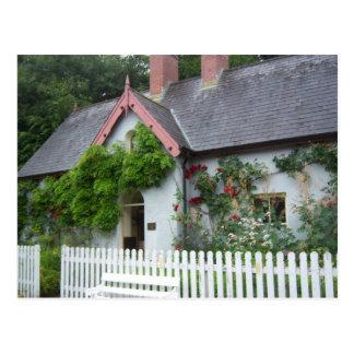 Cartão Postal Casa de campo irlandesa