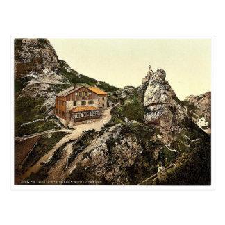 Cartão Postal Casa de pedra de Wendel, Baviera superior, pH raro
