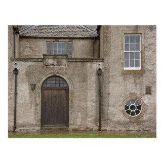 Cartão Postal Casa de Skaill, mansão do século XVII em Orkney