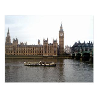 Cartão Postal Casa do parlamento
