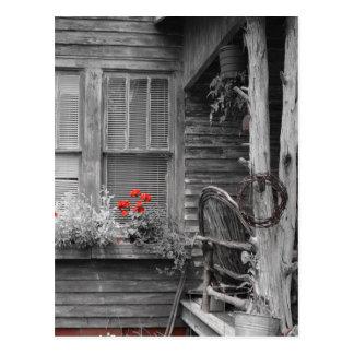 Cartão Postal Casa velha de Juliette Geórgia