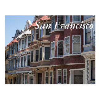 Cartão Postal Casas de San Francisco