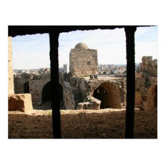Cartão Postal Castelo 2 do mar de Saida