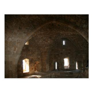 Cartão Postal Castelo 3 do mar de Saida