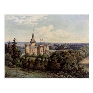 Cartão Postal Castelo Alemanha de Moyland