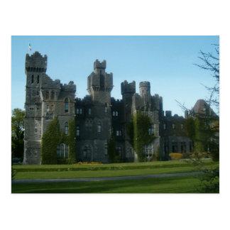 Cartão Postal Castelo de Ashford