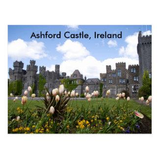Cartão Postal Castelo de Ashford, Ireland