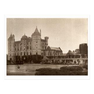 Cartão Postal Castelo de Douglas