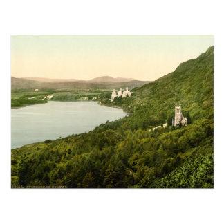 Cartão Postal Castelo de Kylemore