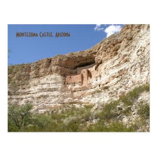 Cartão Postal Castelo de Montezuma