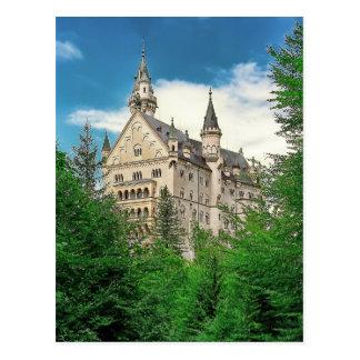 Cartão Postal Castelo de Neuschwanstein