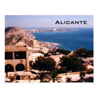 Cartão Postal Castelo de Santa Barbara