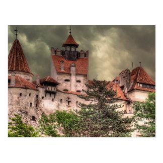 Cartão Postal Castelo do farelo, Romania
