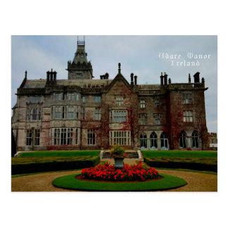 Cartão Postal Castelo em Ireland