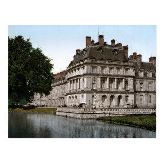 Cartão Postal Castelo Fontainebleau