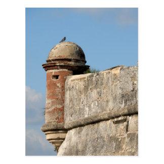 Cartão Postal castillo de San Marcos