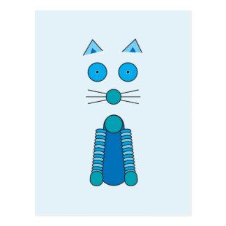 Cartão Postal CAT do Aqua