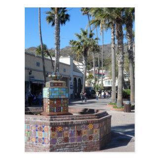 Cartão Postal Catalina, Califórnia