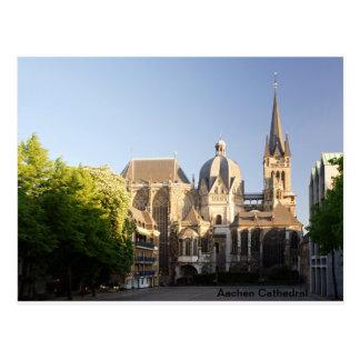 Cartão Postal Catedral de Aix-la-Chapelle, Aix-la-Chapelle