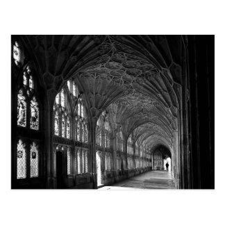 Cartão Postal Catedral de Gloucester