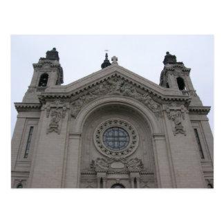 Cartão Postal Catedral de St Paul