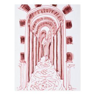 Cartão Postal Catedral | Marselha de Marselha, France