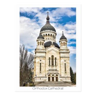 Cartão Postal Catedral ortodoxo