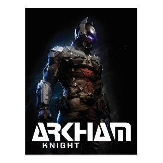 Cartão Postal Cavaleiro de Batman | Arkham