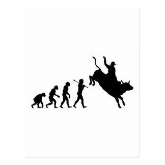 Cartão Postal Cavaleiro de Bull
