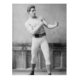 Cartão Postal Cavalheiro Jim Corbitt