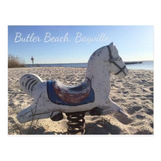 Cartão Postal Cavalo Bayfront do campo de jogos de Bayville da