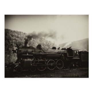Cartão Postal Cavalo de ferro