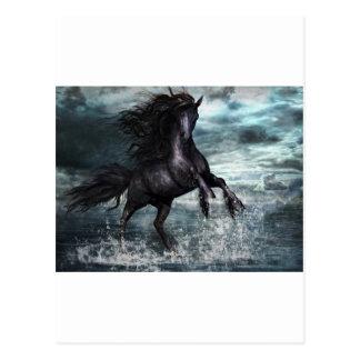 Cartão Postal Cavalo de Liberale