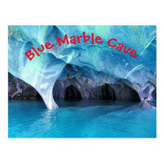 Cartão Postal Caverna de mármore