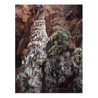Cartão Postal Cavernas de Gibraltar