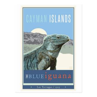 Cartão Postal Cayman Islands