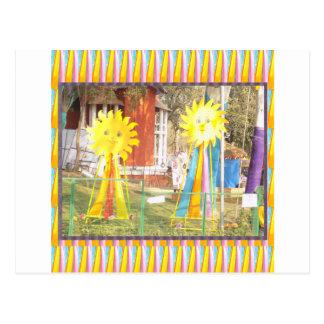Cartão Postal celebrati dos festivais das decorações da luz do