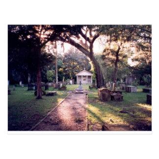 Cartão Postal Cemitério
