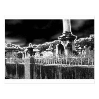 Cartão Postal Cemitério de Lafayette