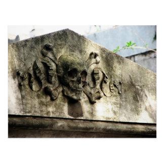 Cartão Postal Cemitério de Recoleta, Buenos Aires, Argentina