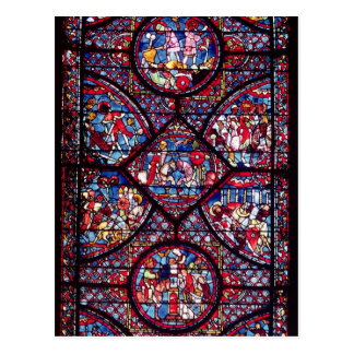 Cartão Postal Cenas da vida de Charlemagne