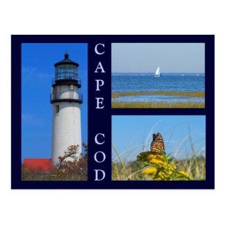 Cartão Postal Cenas do litoral