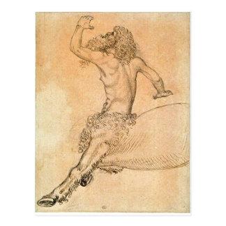Cartão Postal centaurs-8