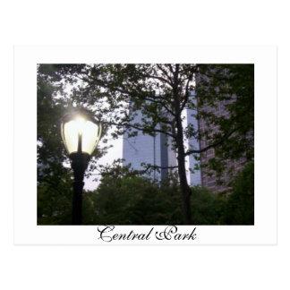 Cartão Postal Central Park