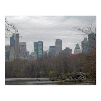 Cartão Postal Central Park 002