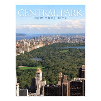 Cartão Postal Central Park em New York
