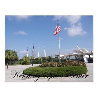 Cartão Postal Centro espacial de John F. Kennedy