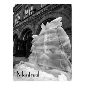 Cartão Postal Centro histórico de Montreal
