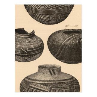 Cartão Postal Cerâmica antiga, Tusayan