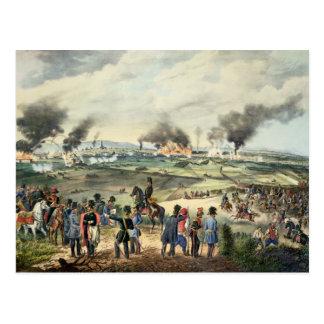 Cartão Postal Cerco de Viena, o 28 de outubro de 1848